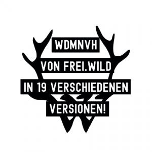 WDMNVH Sticker